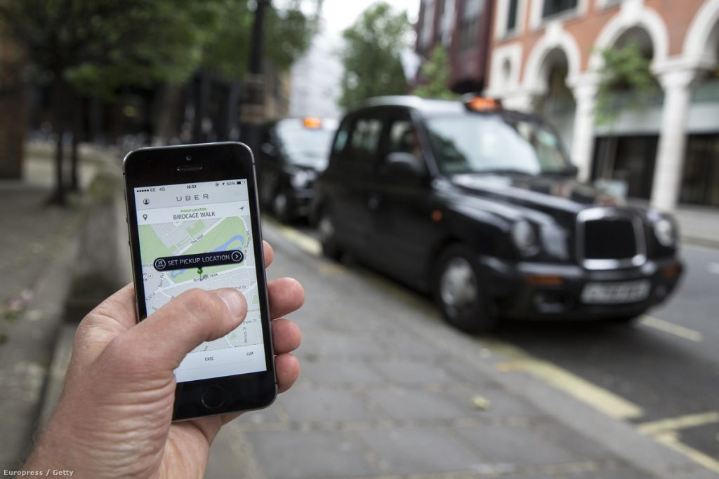 Taxi App Uber Could Go Out Of Business In Hungary After Tax Authority Sting post's picture