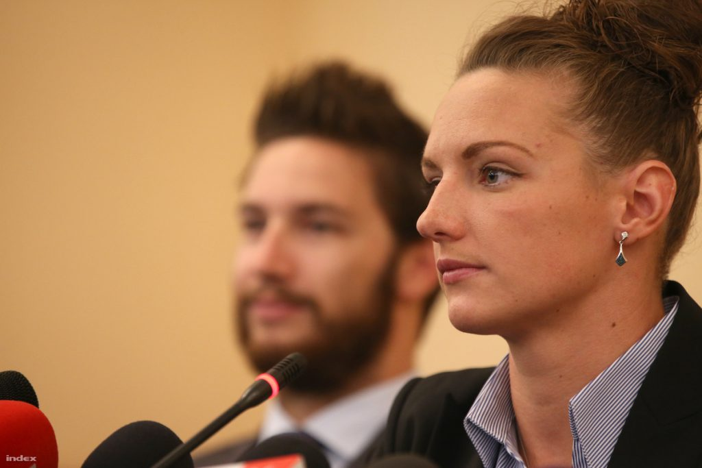 Swimming Legend Katinka Hosszú To Take Legal Action Against Doping Claims post's picture