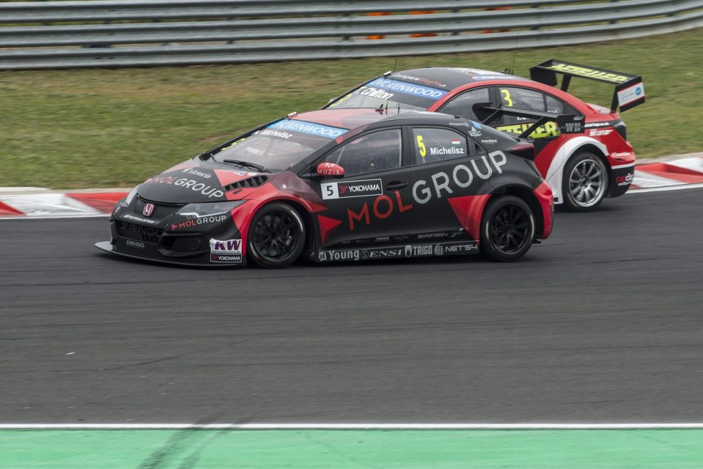 World Touring Car Championship: Hungarian Racer Wins Lights-To-Flag On Home Track post's picture