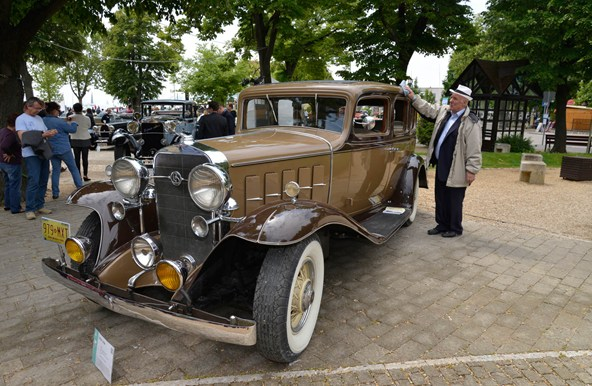 Concours d'Élégance: Dozens Of Lovingly Restored Classics Parade Through Balatonfüred post's picture