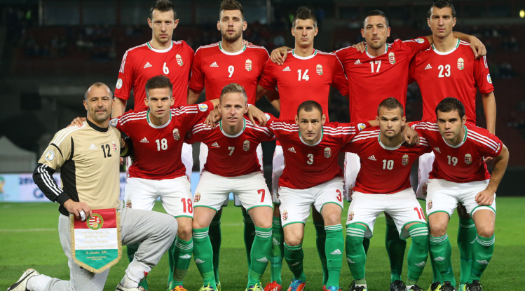 FIFA World Rankings: Hungarian National Team Retains 43rd Position post's picture