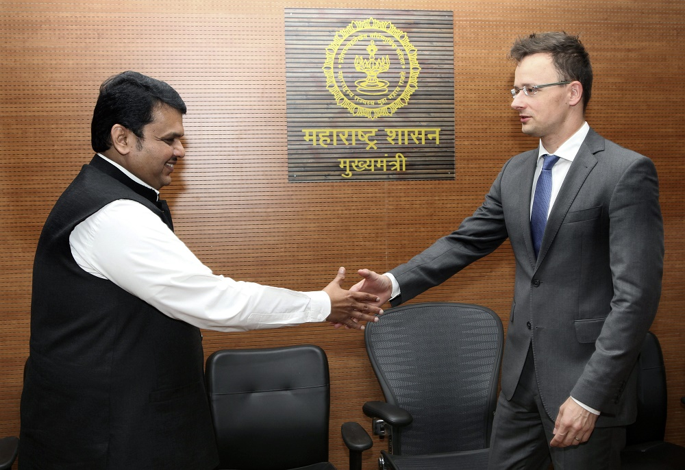 "Eastern Opening: Hungary To Boost Economic Cooperation With ""Fastest-Growing"" India post's picture"