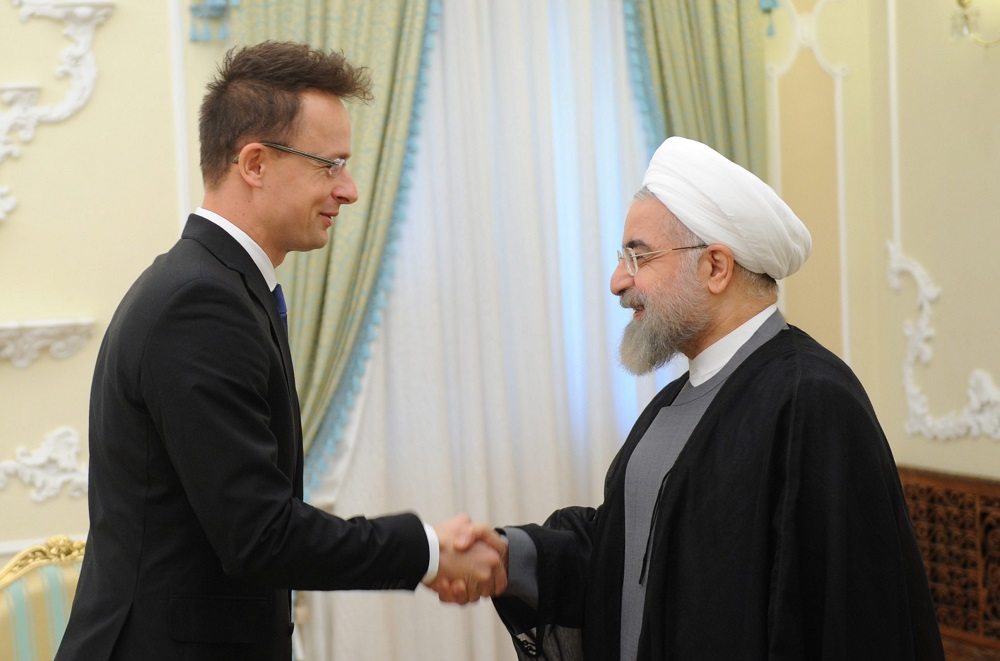 Hungarian Foreign Minister On Official Visit To Iran post's picture