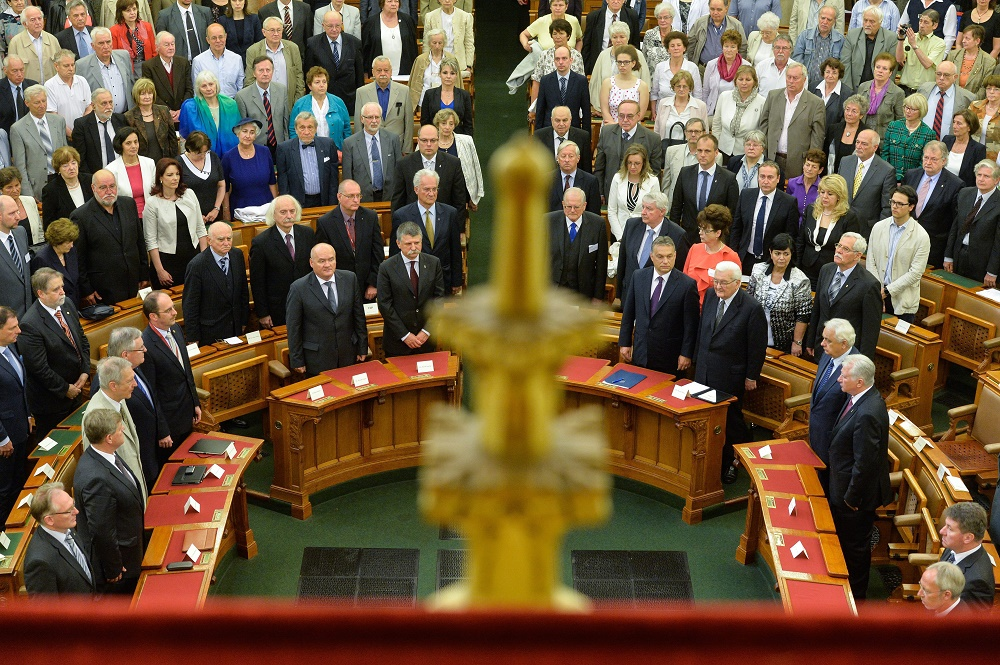 Hungary's Parliament Holds Conference Marking 25th Anniversary Of First Free Elections post's picture