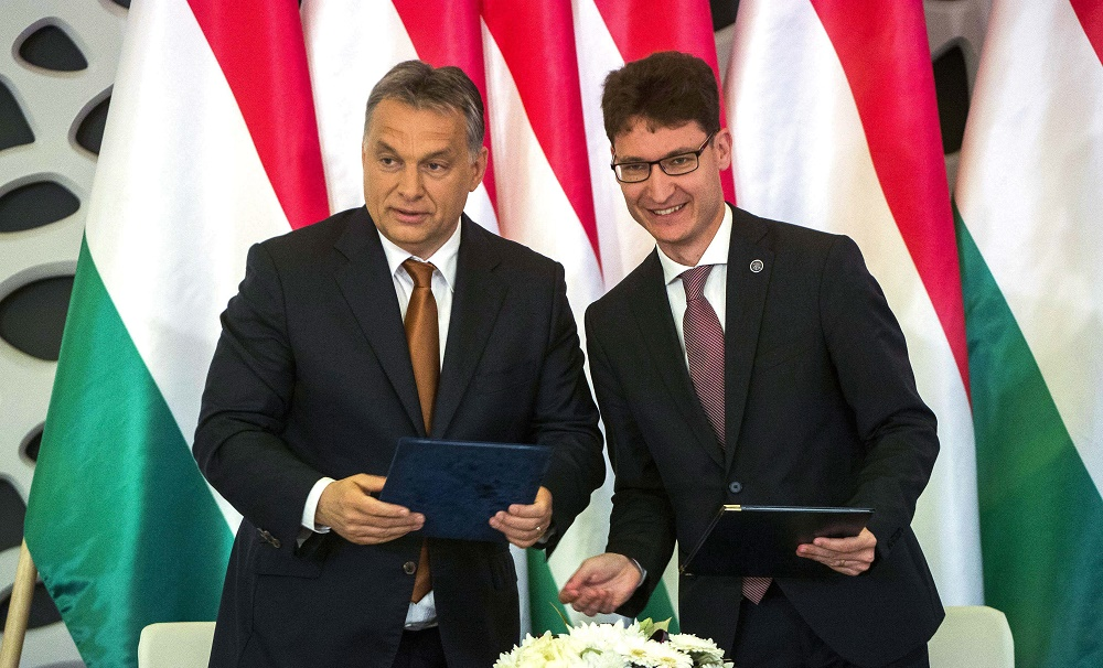 Modern Cities Programme: PM And Mayor Of Székesfehérvár Sign Cooperation  Agreement post's picture