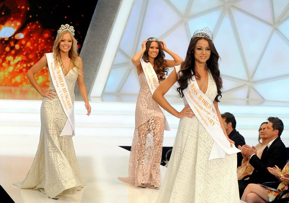 Daniella Kiss Voted To Represent Hungary At Miss World 2015 Finals post's picture