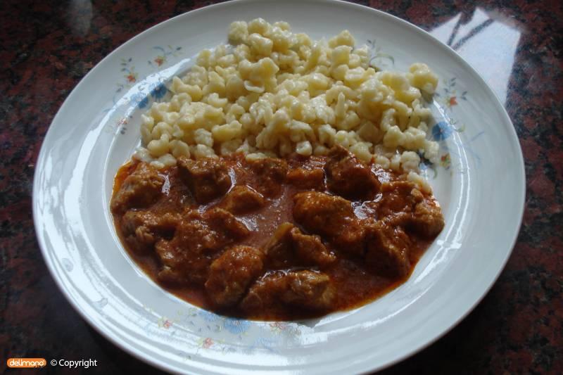 Cook Hungarian: Pork Pörkölt (Hungarian Meat Stew) post's picture