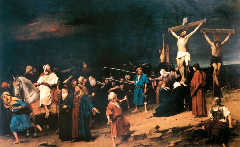 Golgotha Saga: Hungary Seeks To Place Painting Under Protection To Prevent It Being Removed By Owner post's picture