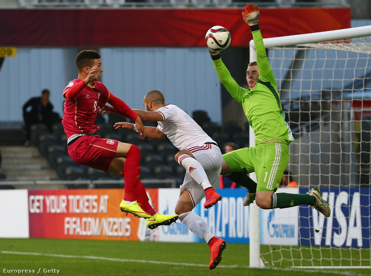 U-20 FIFA World Cup: Hungary Says Goodbye After Unbelievable Bad Luck Brings 2-1 Defeat From Serbia post's picture