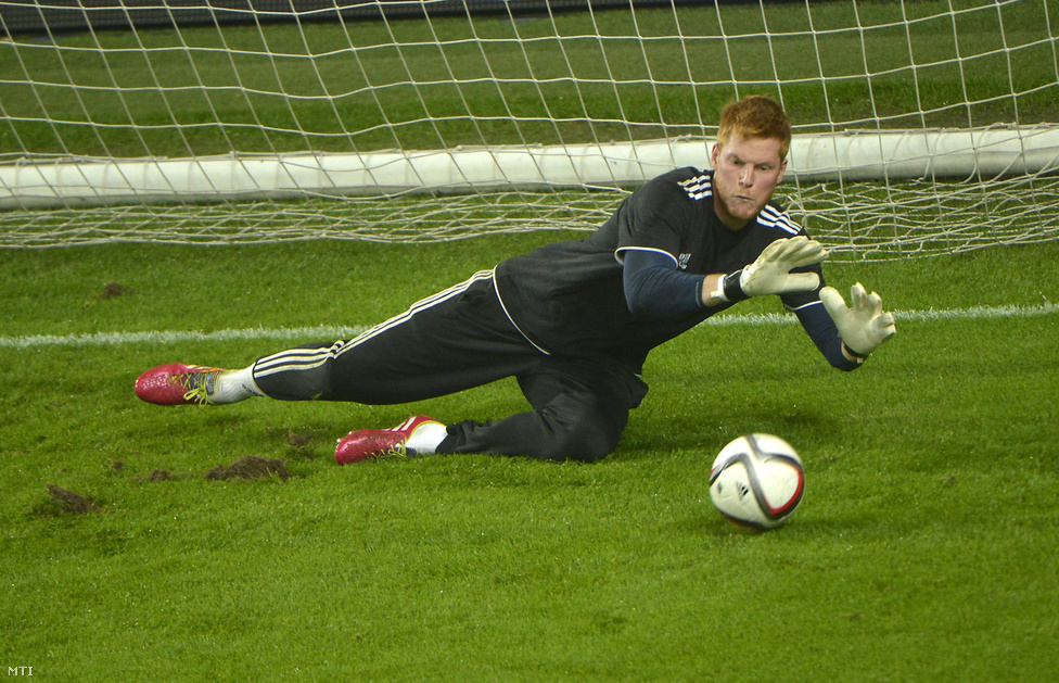 Football: Liverpool Signs Hungarian Bolton Wanderers Goalkeeper Bogdán post's picture