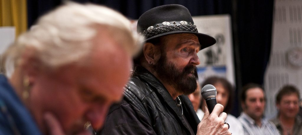 Legendary Hungarian Rock Musician Reveals His Past As Communist Informer post's picture