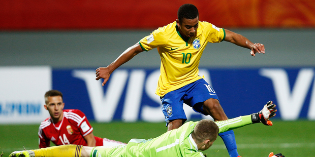 U-20 FIFA World Cup: Impressive Battle Sees Brazil Defeat Hungary 2-1 post's picture