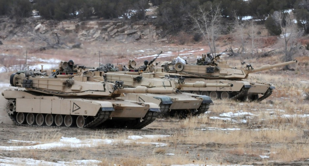 New York Times: Pentagon May Deploy Heavy Weaponry In CEE Region, Including Hungary post's picture