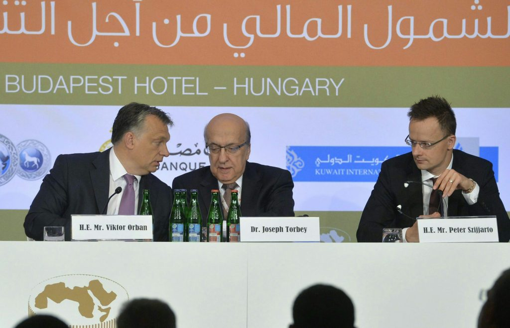 PM, Foreign Minister Encourage Arab Bank Leaders To Invest In Hungary post's picture