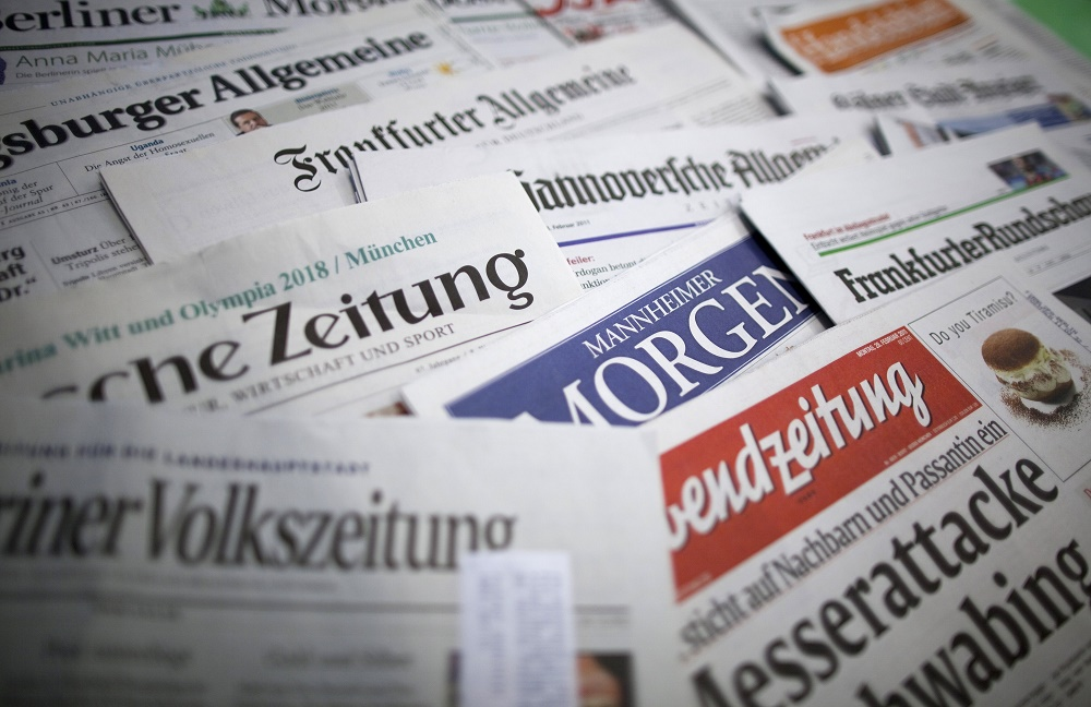 """German Press Tends To Convey """"Distorted Image Of Hungary"""", DGAP Report Says post's picture"""