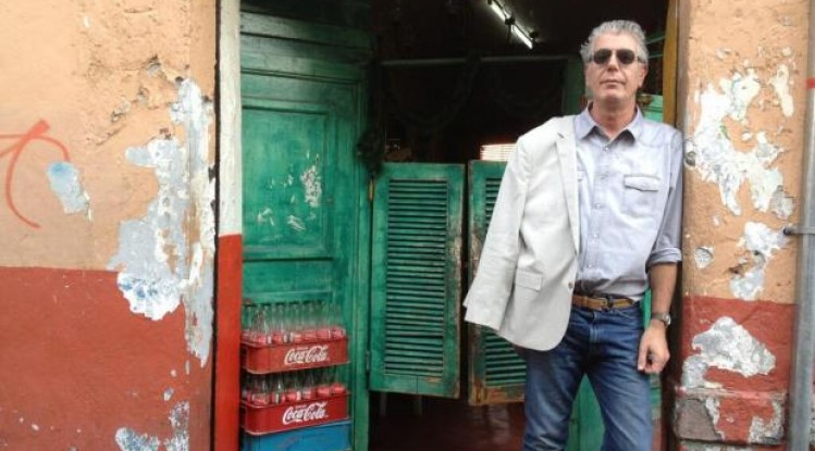 CNN To Air Budapest Episode Of Celebrity Chef Anthony Bourdain's Cooking Show On Sunday – Trailer! post's picture