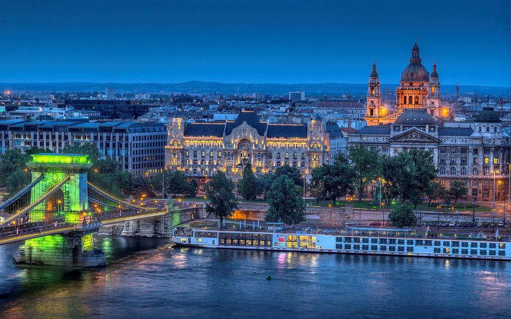 Moody's Upgrades Budapest And Four Hungarian Banks Too post's picture