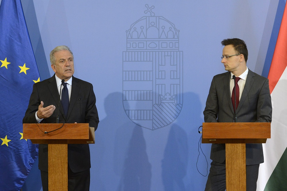 Foreign Ministry: Budapest Process Istanbul Round 'Battle' Between Szijjártó, Avramopoulos post's picture