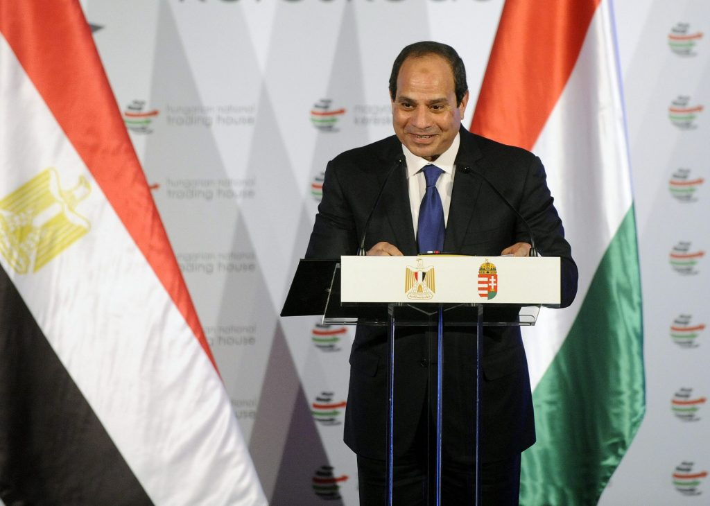 Egypt's President al-Sisi Pays Official Visit To Hungary post's picture