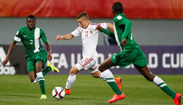 U-20 FIFA World Cup: Hungary Makes It To Round 16 Despite 2-0 Defeat From Nigeria post's picture