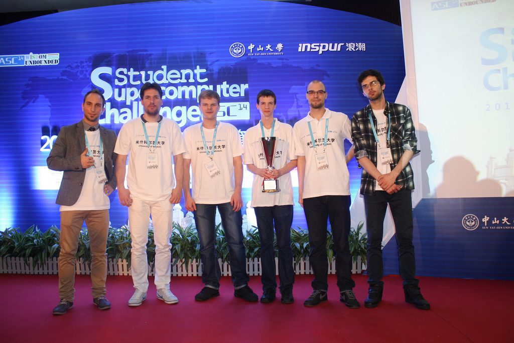 Hungarian University Team Wins First Prize Award At Chinese Supercomputer Competition post's picture