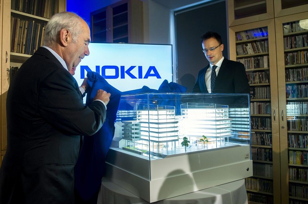 Nokia To Open Hungary's Largest Research & Development Centre post's picture