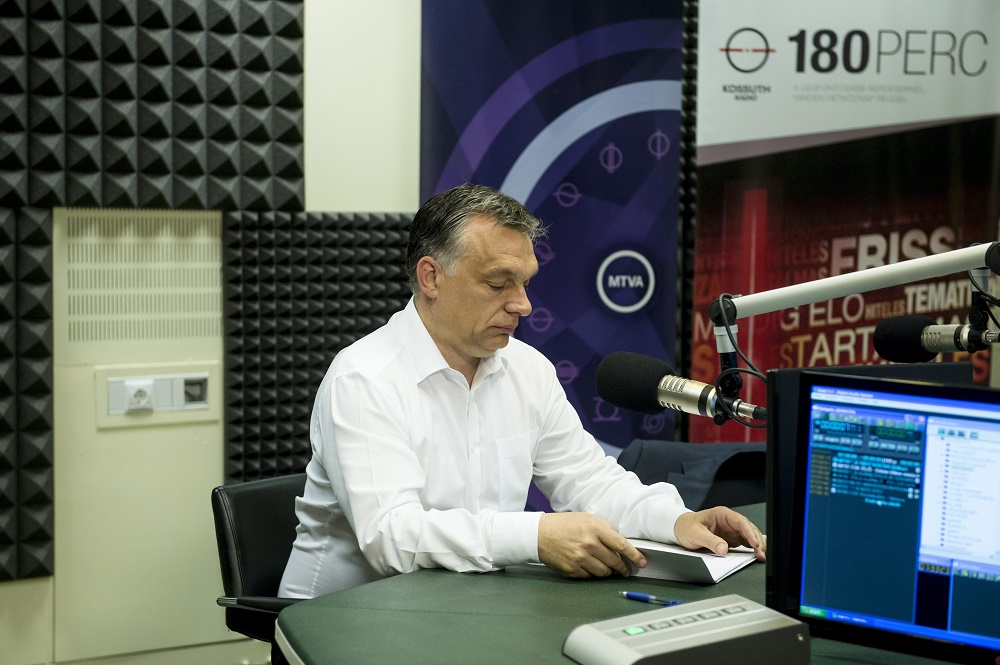 """PM Orbán: """"If Left-Wing Parties Were In Power, Hungary Would Be Full Of Migrants"""" post's picture"""