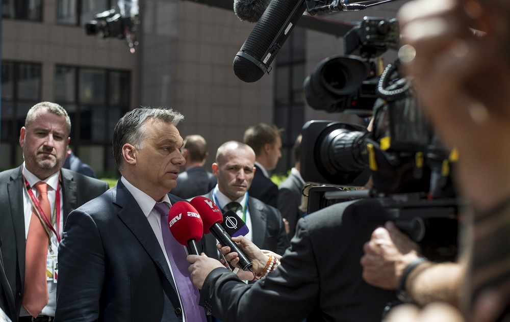 EU Summit In Brussels: Hungary To Keep Fighting Against Mandatory Quota System post's picture