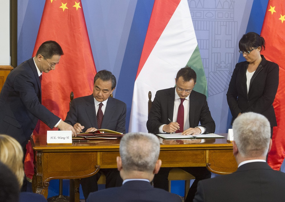 "Hungary First European Country To Join China's ""New Silk Road"" Trade Initiative post's picture"