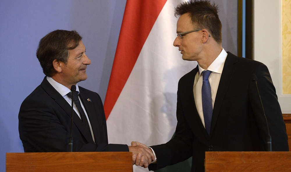 Logistics And Tourism In Focus As Hungary, Slovenia Agree To Enhance Cooperation post's picture