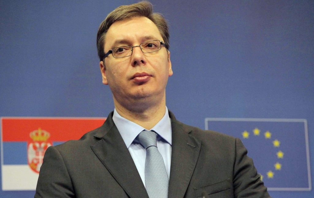 """Serbia's Prime Minister: """"Building Wall Is Not The Solution"""" post's picture"""