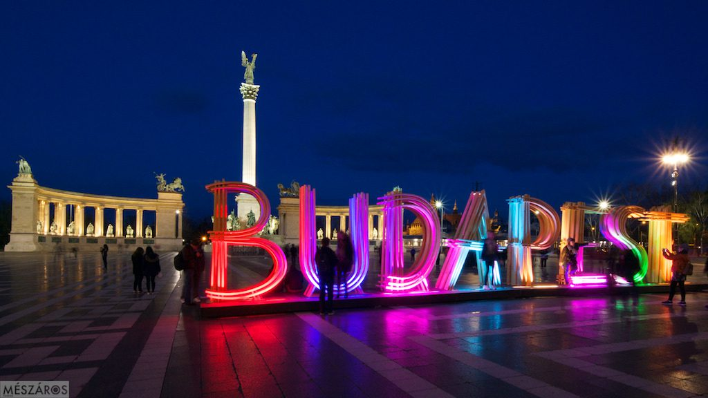 Video: Tourists Love Budapest! post's picture