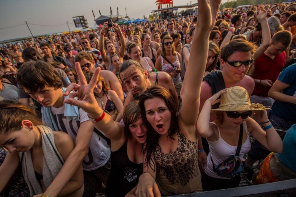 EFOTT, Hungary's Largest Student Festival, Kicks Off At Lake Velence post's picture