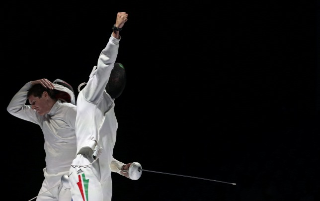 Fencing: 41 Year-Old Hungarian Géza Imre Wins Title Of World Champion In Moscow post's picture