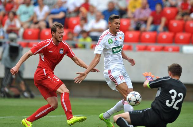 European League: Debrecen Qualifies For Third Round After Crushing Latvians 9-2 In Record Win post's picture