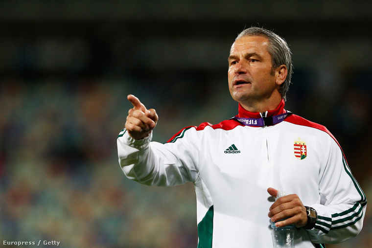 Bernd Storck Appointed National Coach Of Hungary As Hertha BSC Recalls Dárdai post's picture