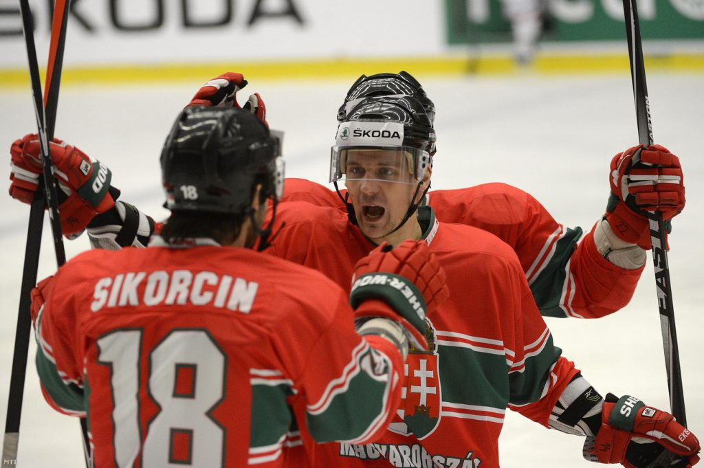Hungarian Player Enters World's Top Ice Hockey League post's picture