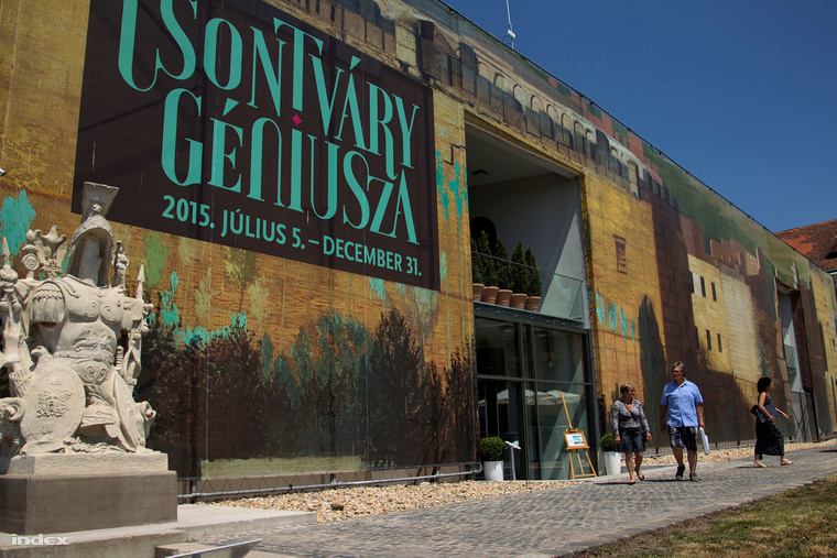 """""""Exhibition Of The Decade"""": Hungarian Painter Csontváry's Best-Known Works Go On Show At Buda Castle post's picture"""