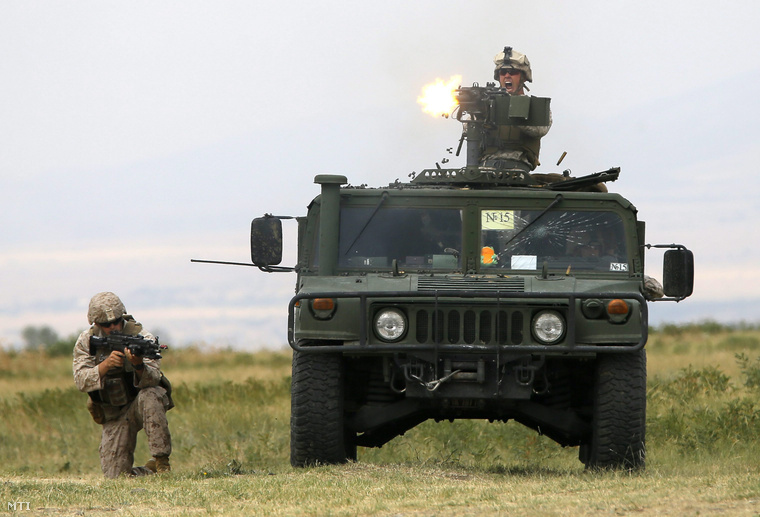 US Army To Station Tanks And Armoured Vehicles In Hungary post's picture