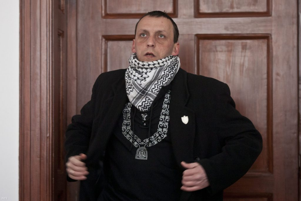 Former Head Of Jobbik's Defunct Paramilitary Wing Arrested For Trafficking Illegal Migrants To Budapest post's picture