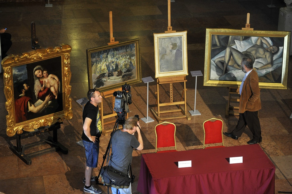 Hungary's National Bank Spent €28M On Art Treasures Over The Last 18 Months post's picture