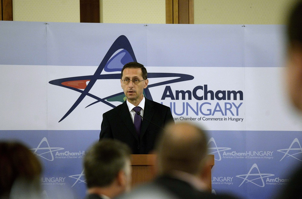 Economy Minister Hails American Contribution To Hungary's Economy post's picture