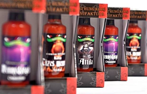 Hungarian Chili Sauce Wins Global Competition In The United States post's picture