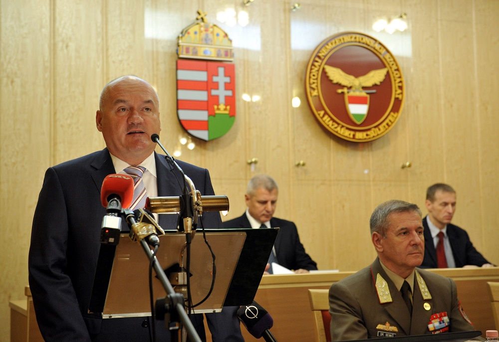 """Hungarian Defence Minister Envisions """"Stronger And More Agile"""" NATO post's picture"""