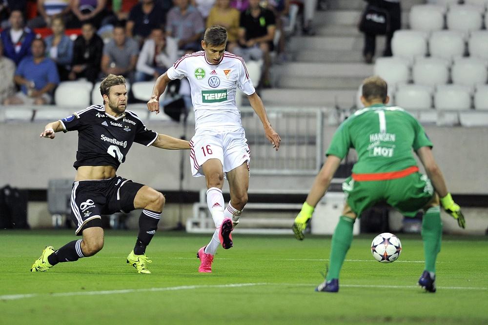 Europa League: Debrecen – Rosenborg 2-3 – Video! post's picture