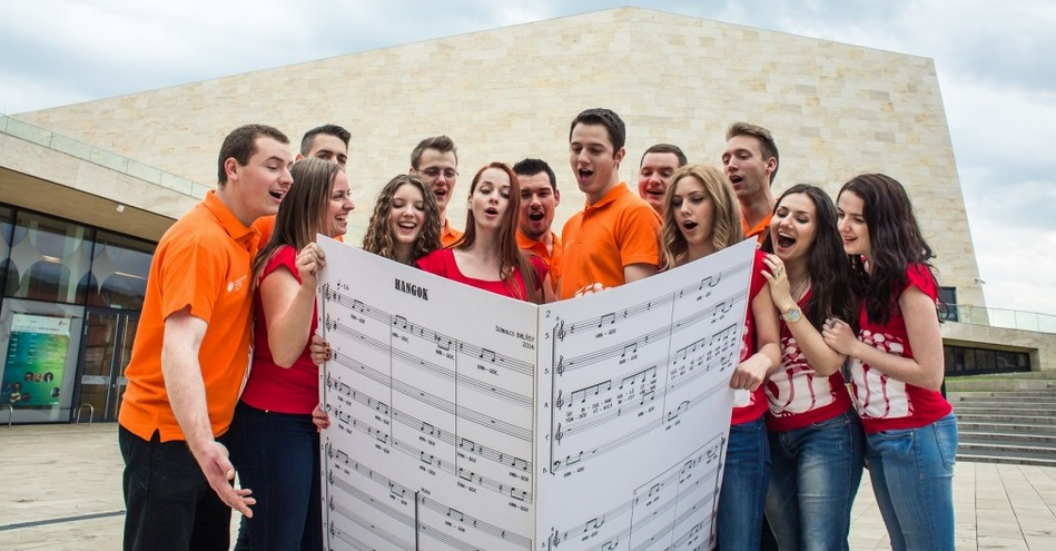Pécs To Host Europa Cantat International Choral Festival – Videos! post's picture