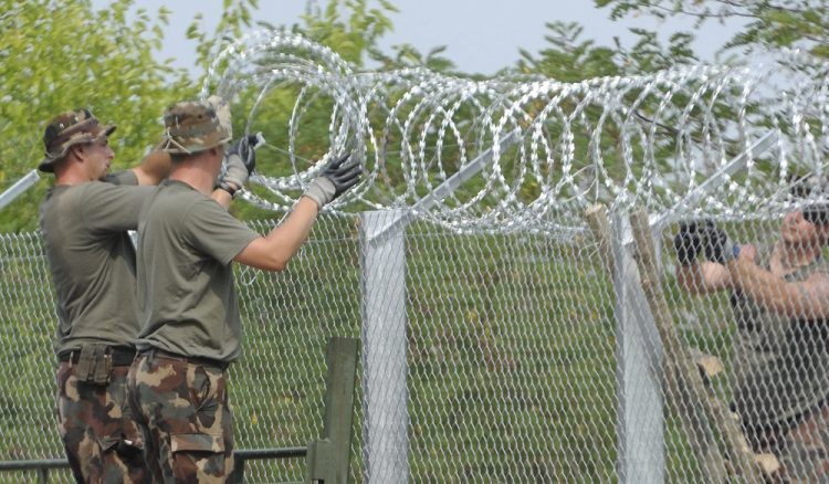 Kosovan Nationals Get Suspended Jail Terms for Damaging Hungary Border Fence post's picture