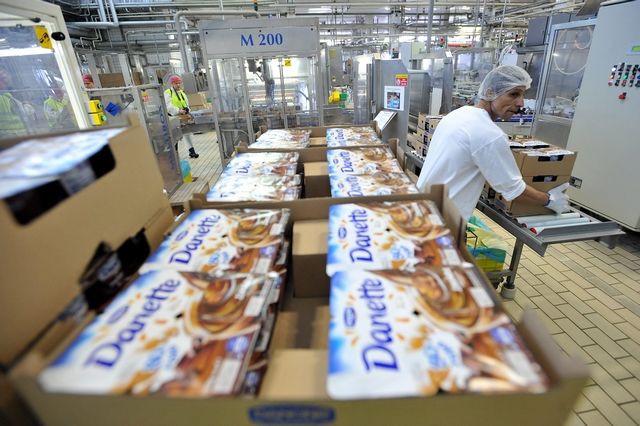 Danone Ceases Producing Dairy Products In Hungary post's picture