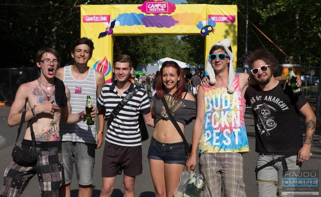Festival Season Goes On: Debrecen Favourite Campus Festival Begins post's picture