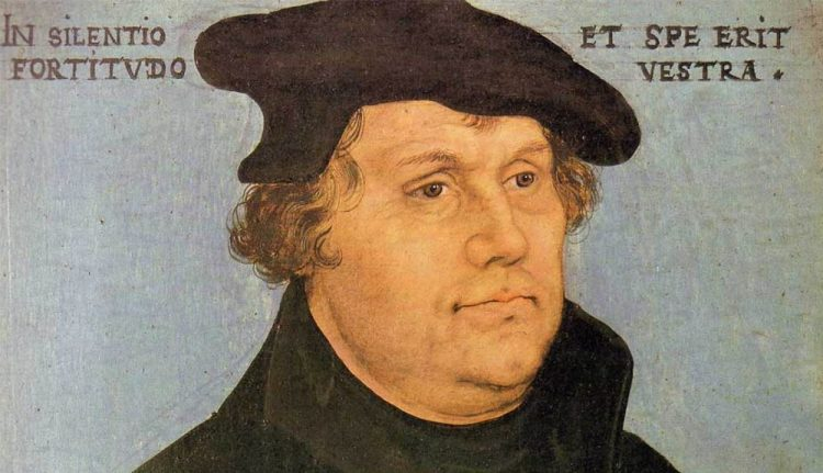 500th Anniversary:  Hungarian Lutheran Church To Lend Luther's Will To Wittenberg post's picture